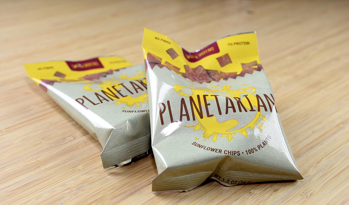 Planetarian chip bags