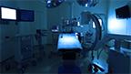 Modern surgery room