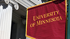 University of Minnesota flag