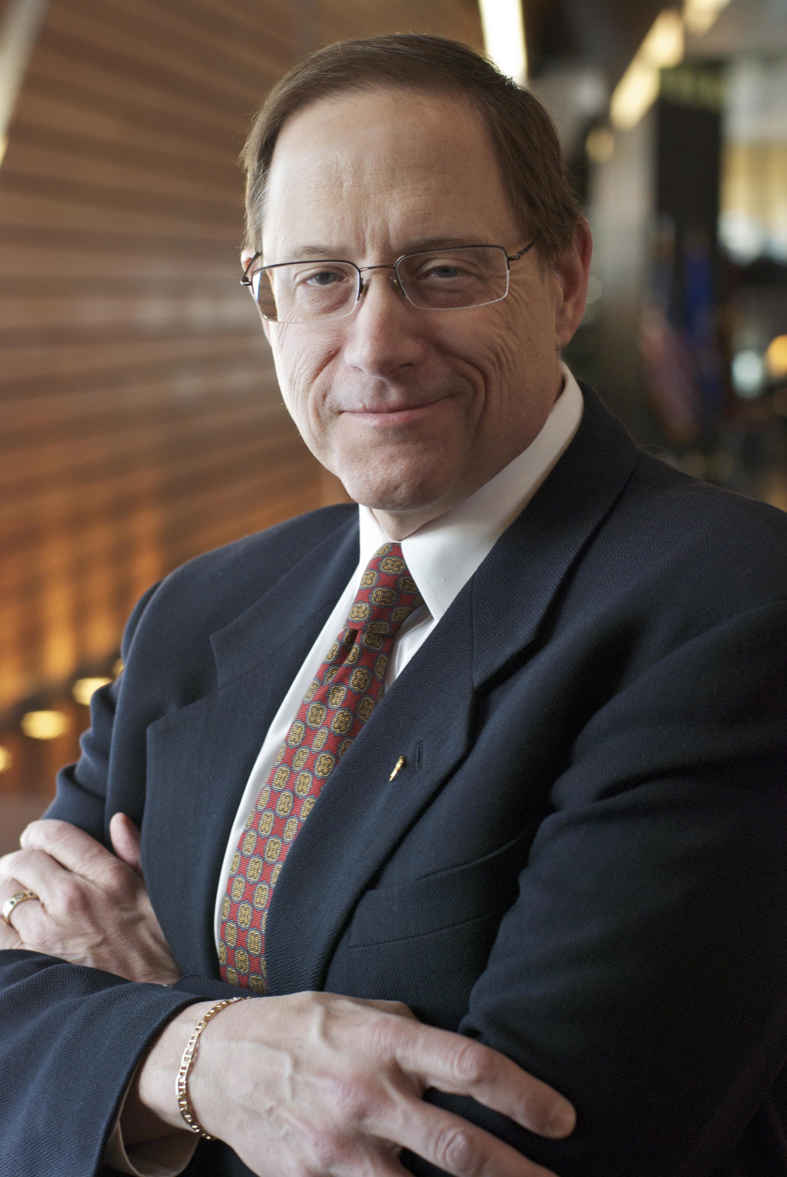 VP Brian Herman