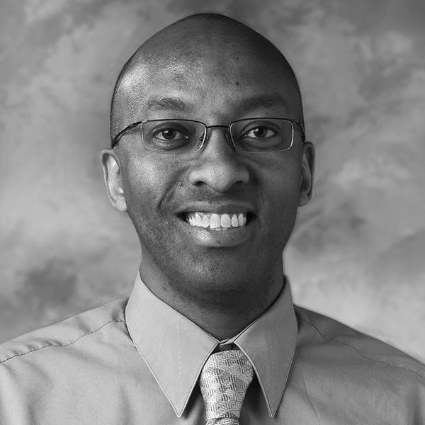 Portrait of Kenneth Karanja