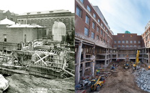 Tate Lab, then and now