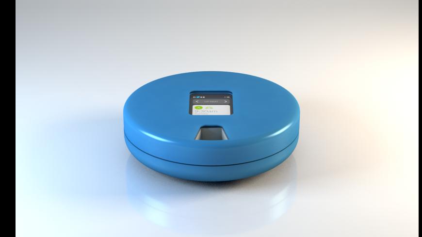 Smart pillbox.