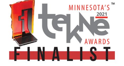"""Minnesota's 2021 Tekne Awards Finalist"""