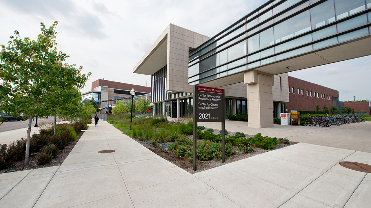 center for magnetic resonance research