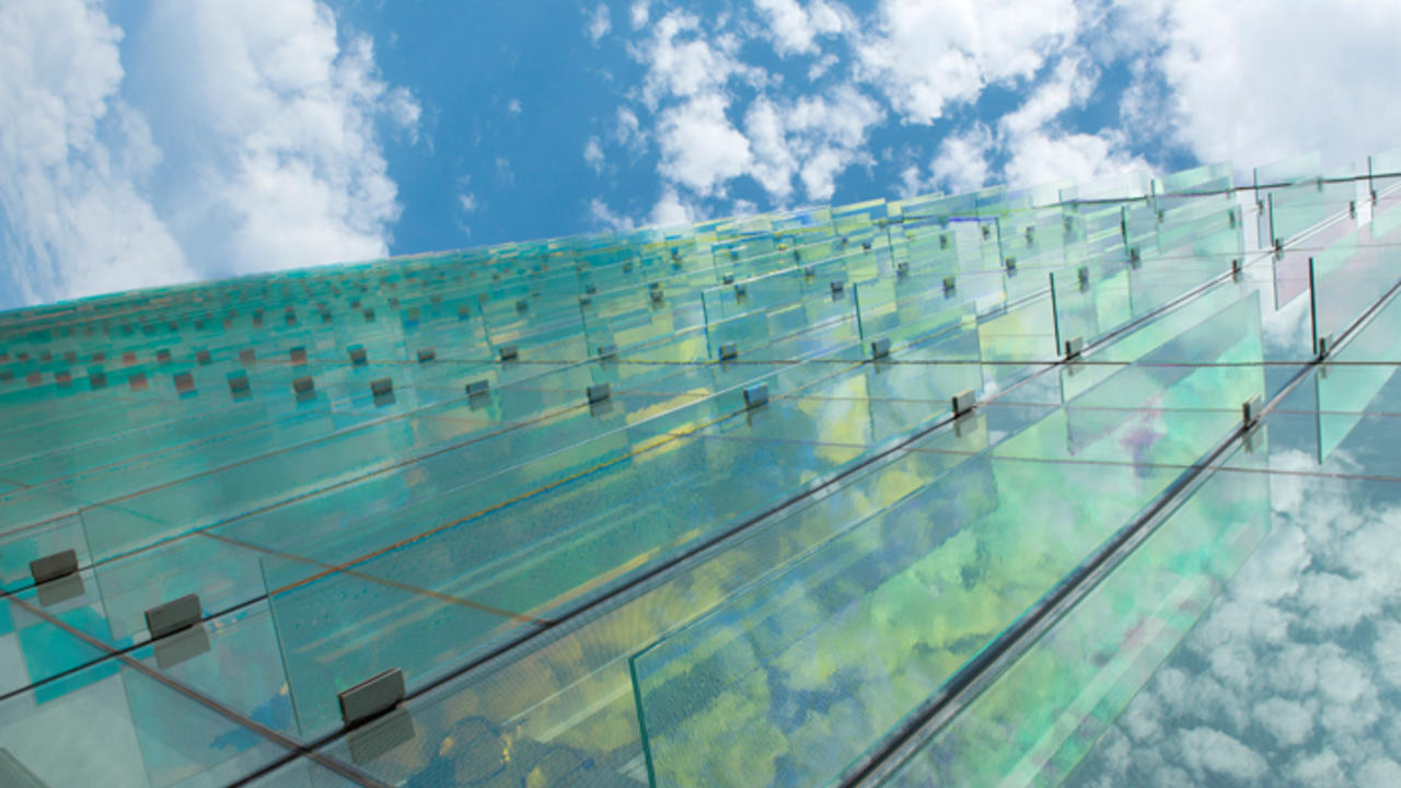 Amundsen Glass Panels