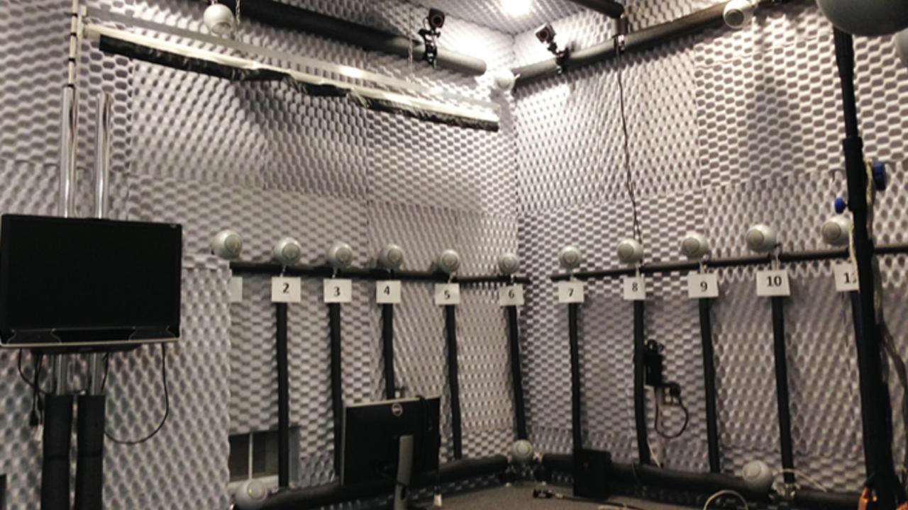 Sensory Perception lab