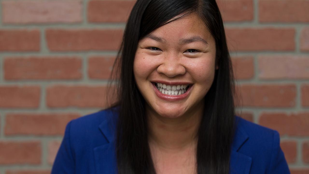 Portrait of Michelle Maryns