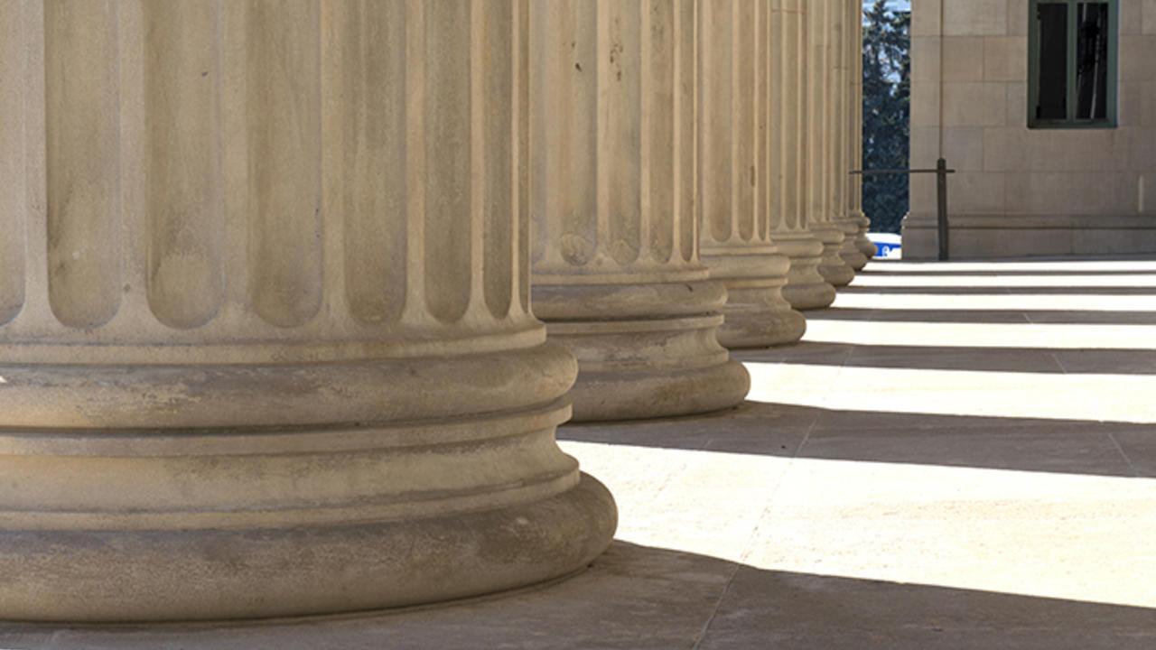 Norhtrop Pillars