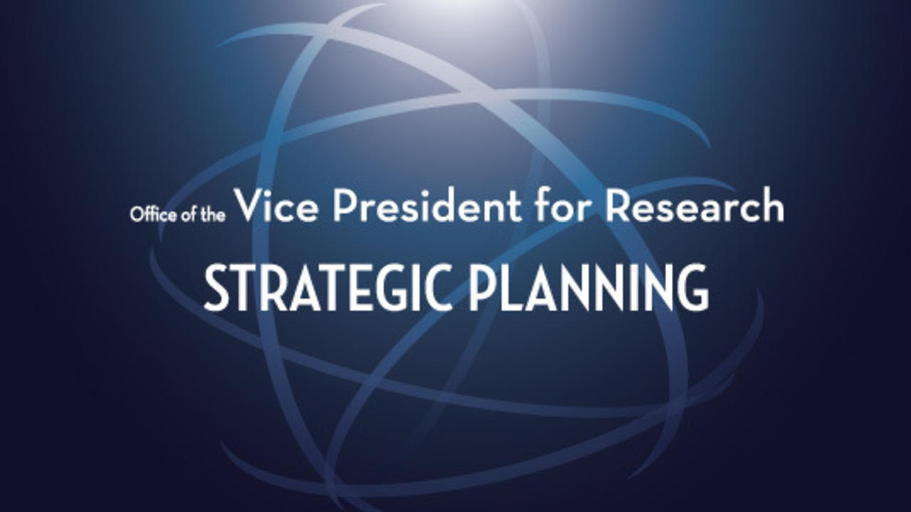 OVPR Strategic planning