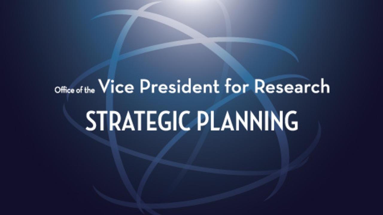 OVPR Strategic planning