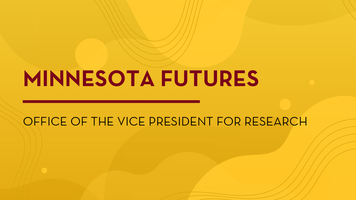"""Graphic that reads """"Minnesota Futures"""""""