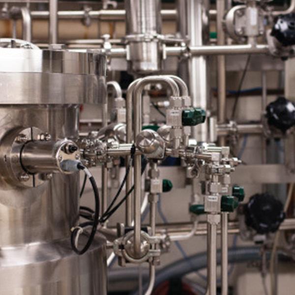 Biotech resource center machinery