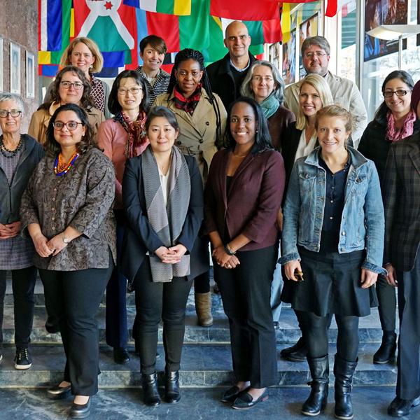 The 2019 EIO participants