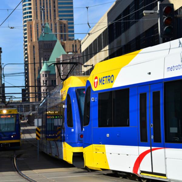 Blue Line light Rail