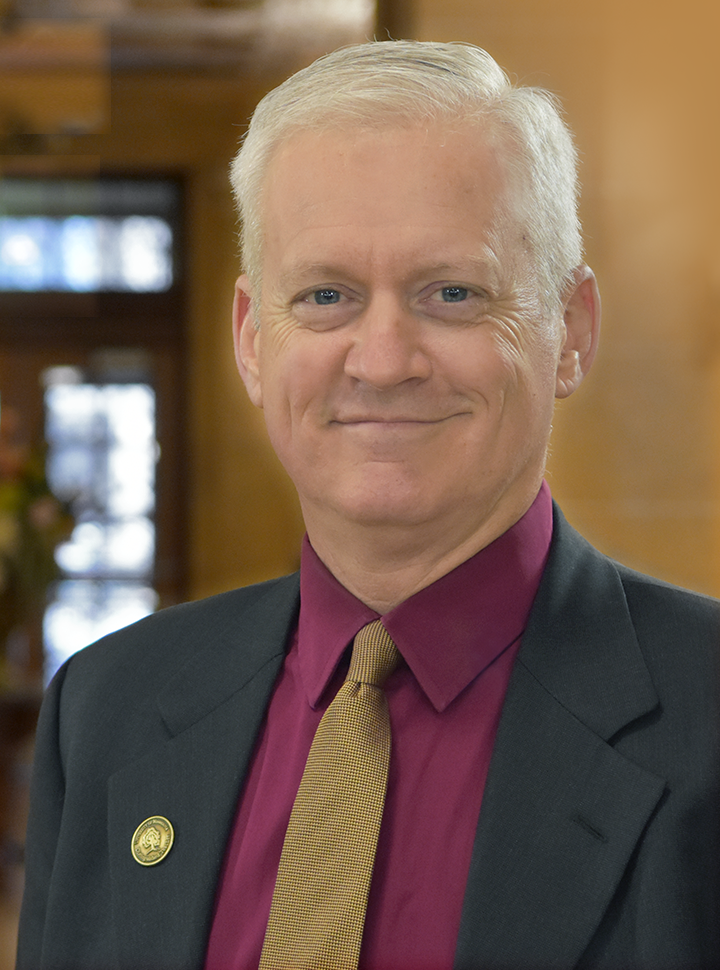 Vice President for Research, Chris Cramer